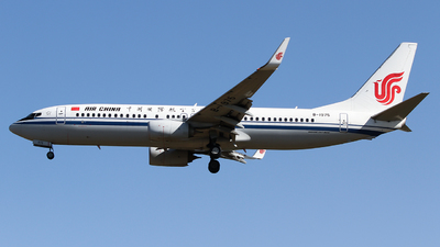 B-1975 - Boeing 737-89L - Air China