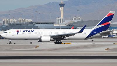 PT-MSY - Boeing 767-316(ER) - LATAM Airlines