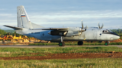 RF-56304 - Antonov An-26 - Russia - Ministry of Interior