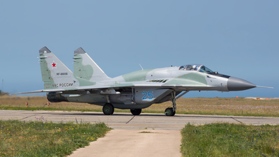 RF-90858 - Mikoyan-Gurevich MiG-29SMT Fulcrum C - Russia - Air Force