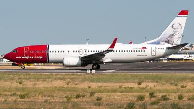 LN-NIA - Boeing 737-8JP - Norwegian