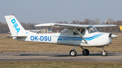 OK-DSU - Reims-Cessna F150H - Delta System-Air