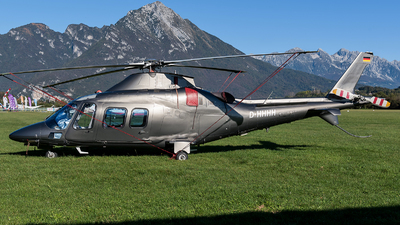 D-HHHH - Agusta A109S Grand - HTM Helicopter Travel Munich