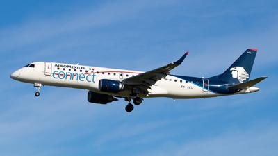 XA-AEL - Embraer 190-100IGW - Aeroméxico Connect