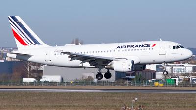F-GRXB - Airbus A319-111 - Air France