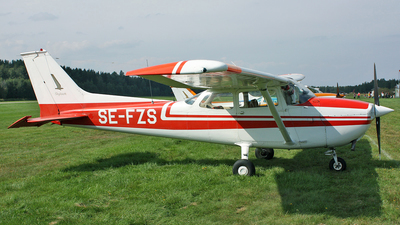 SE-FZS - Reims-Cessna F172M Skyhawk - Private