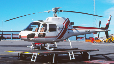 OY-HEJ - Eurocopter AS 350 Ecureuil - GLACE - Greenlandair Charter