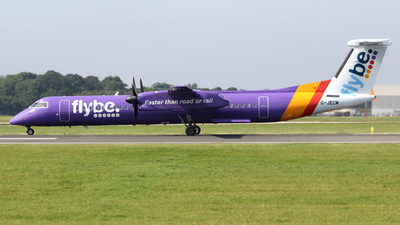 G-JECM - Bombardier Dash 8-Q402 - Flybe