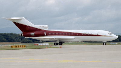 VR-CHS - Boeing 727-76 - Private