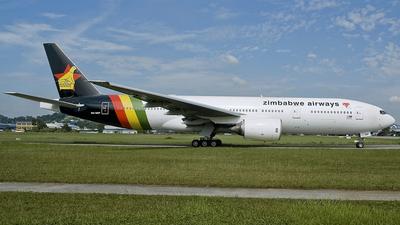 9M-MRP - Boeing 777-2H6(ER) - Zimbabwe Airways