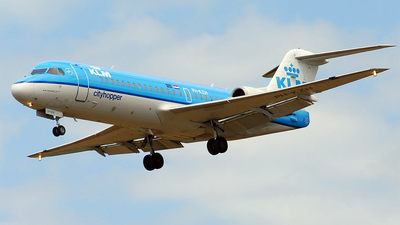 A picture of PHKZH - Fokker 70 - [11583] - © Claus Seifert
