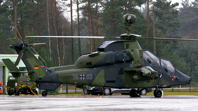 74-63 - Eurocopter EC 665 Tiger UHT - Germany - Army