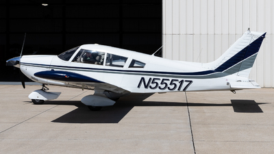 N55517 - Piper PA-28-235 Cherokee Charger - Private