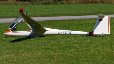 D-7000 - Rolladen-Schneider LS-6 - Segelfluggruppe Siemens Muenchen