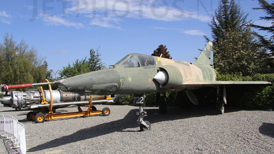 722 - Dassault Mirage 5BR - Chile - Air Force