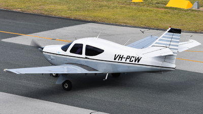 VH-PCW - Rockwell Commander 114 - Private
