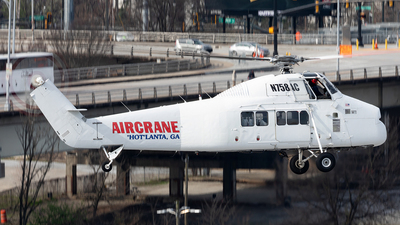 N758AC - Sikorsky S-58T - Aircrane