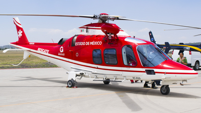 XC-EGD - Agusta A109S Grand - Mexico - Government