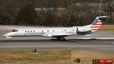N628AE - Embraer ERJ-145LR - American Eagle (Piedmont Airlines)