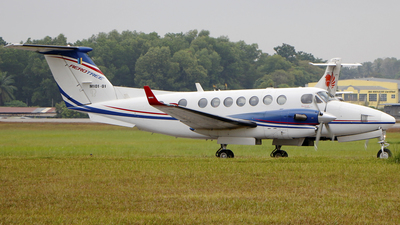 M101-01 - Beechcraft B300 King Air 350i - Malaysia - Air Force