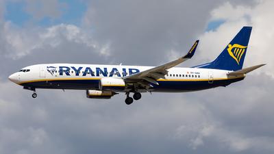 A picture of 9HQAQ - Boeing 7378AS - Ryanair - © Sebastian Sowa