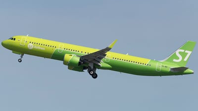VQ-BDI - Airbus A321-271N - S7 Airlines