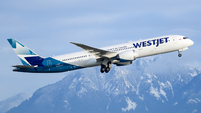 A picture of CGURP - Boeing 7879 Dreamliner - WestJet - © Chung Kwok