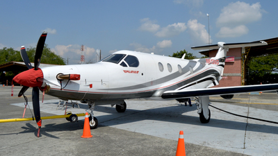 N613NG - Pilatus PC-12/47E - Private
