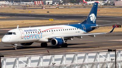 XA-MAC - Embraer 190-100LR - Aeroméxico Connect