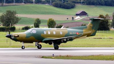 HB-FXF - Pilatus PC-12/47E - Private