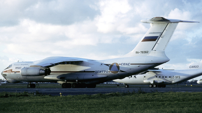 RA-76362 - Ilyushin IL-76TD - Russia - Ministry for Emergency Situations (MChS)