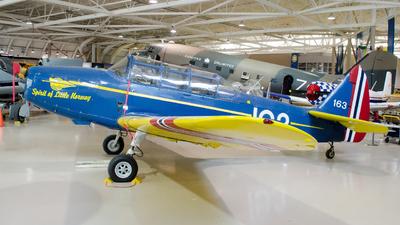 CF-CVF - Fairchild PT-26B Cornell - Canadian Warplane Heritage Museum