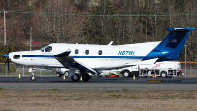 N67WL - Pilatus PC-12/47E - Private