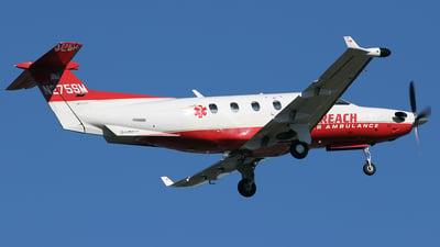 N275SM - Pilatus PC-12/45 - Reach Air Medical Services