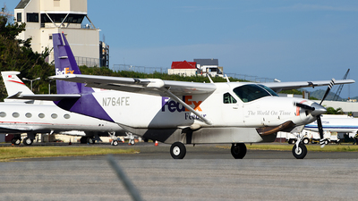 N764FE - Cessna 208B Super Cargomaster - FedEx Feeder (Mountain Air Cargo)