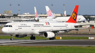 B-22606 - Airbus A321-131 - TransAsia Airways