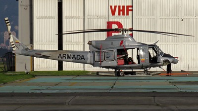 ARC227 - Bell 412EP - Colombia - Navy