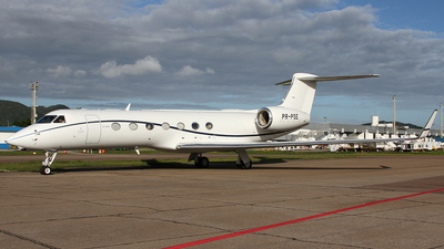 PR-PSE - Gulfstream G550 - Icon Aviation
