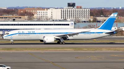 4X-EDF - Boeing 787-9 Dreamliner - El Al Israel Airlines