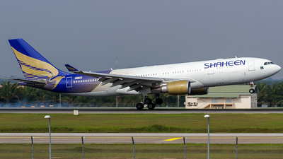 AP-BMI - Airbus A330-203 - Shaheen Air International