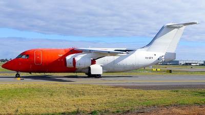 VH-SFV - British Aerospace BAe 146-200(QT) - Pionair