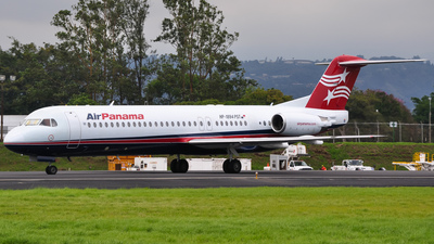 HP-1894PST - Fokker 100 - Air Panama