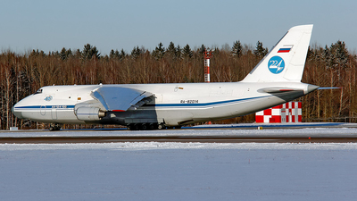 RA-82014 - Antonov An-124-100 Ruslan - Russia - 224th Flight Unit State Airline