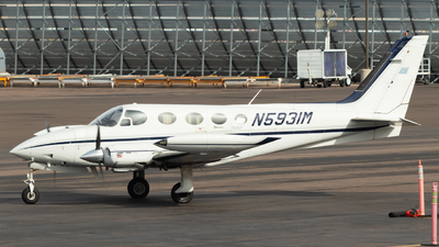 N5931M - Cessna 340 - Private