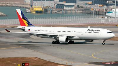 RP-C3332 - Airbus A330-301 - Philippine Airlines