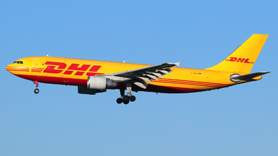 A picture of DAEAP - Airbus A300B4622R(F) - DHL - © Lars Rohde
