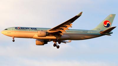 HL7538 - Airbus A330-223 - Korean Air