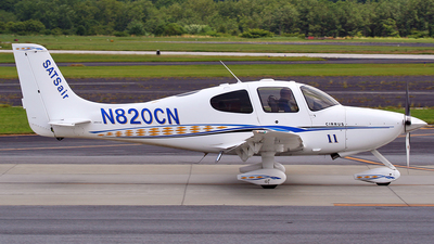N820CN - Cirrus SR22 - Private