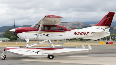 N26NZ - Cessna T206H Stationair TC - Private