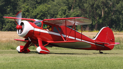 N50662 - Waco ZKS-7 - Private